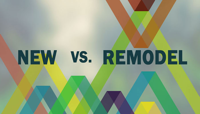 Renovating vs. Building New: Which One's For You?